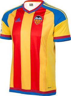 36128b05277bd Show de Camisas  Adidas apresenta a nova camisa reserva do Valencia  Equipamentos De Futebol