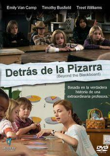 Actividades para Educación Infantil: Detrás de la pizarra