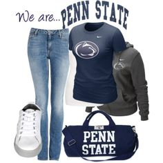 Outfit -- Penn State