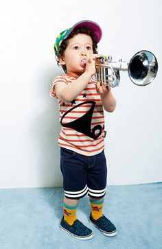 my kid will follow after mommy and be musically inclined