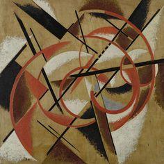 Popova Lioubov - Xronodinamiki kataskeui - 1921