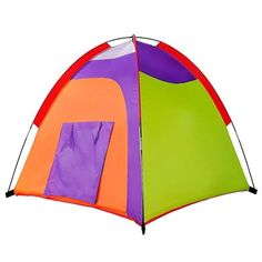 Kids Tent Colourful Curvy play tent Pop Up Tent Play Tents Indoor Outdoor Tent Great Game u0026 Toy Gift For Children By Alvantor Orange  sc 1 st  Pinterest & 22 Best Play tents for kids images | Crafts for kids Diy for kids ...