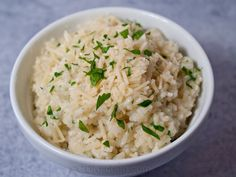 Learn the simple steps that go into making a great risotto with this basic how-to recipe. | CDKitchen.com