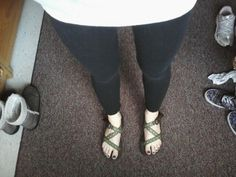 t-shirt, leggings, chacos: my signature sunny day outfit  #leggings#tshirt#me#oh my