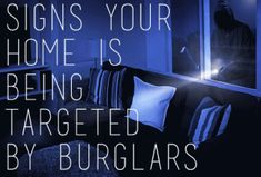 Learn eight burglary facts that might surprise you. Plus, find home security tips to protect yourself from a burglary and keep your home and family safe. Home Security Tips, Wireless Home Security Systems, Security Alarm, Safety And Security, Security Doors, Security Camera, Home Safety Tips, Diy Generator, Personal Security