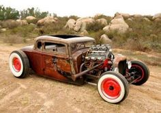 Afternoon Drive: Hot Rods & Rat Rods (30 Photos) (27)