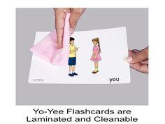 High Quality Pronouns Flashcards