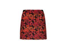 Crinann jacquard mini skirt from Ted Baker