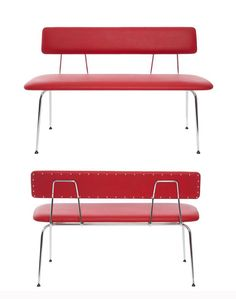 E 60 bench designed 1960. Made in Iceland by: http://www.solo.is