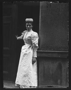 Servant, Ede (the Netherlands) between 1893-1902