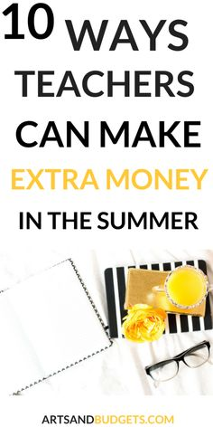 Looking for ways to make extra money in the summer? If so, check out this post which share how to make extra money in the summer months| Ways teachers can make extra money | How to make extra money | Side hustles| Side hustle| ways to make money as a teacher| good side jobs for teachers | ways teachers can make extra money | Summer jobs for teachers | make extra money, ways to make extra money| work from home| ways to make money at home,