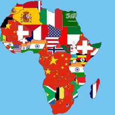 African Nation's Top Export Partners.