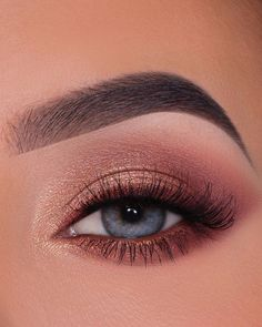 Makeup For Teens Brows Meme Glam Makeup, Eyeshadow Makeup, Bridal Makeup, Beauty Makeup, Makeup Trends, Makeup Tips, Makeup Ideas, Diy Beauty, Beauty Hacks