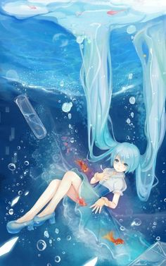 #anime hatsune miku vocaloid