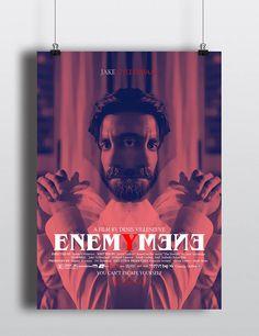 Enemy Fan-Art Movie Poster