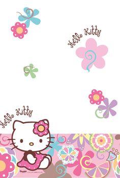 Tovaglia con stampa Hello Kitty Bamboo™