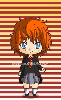 Rose W.-Harry Potter
