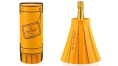 "New glacette by Veuve ""Fashionably Clicquot"""