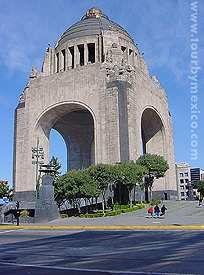 Monumento a La Revolucion. www.tourbymexico.com
