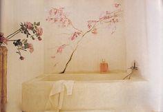 Bath blossoms
