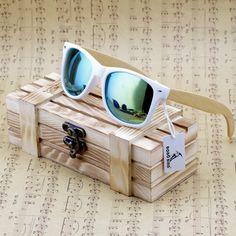Óculos de sol das mulheres 2015 óculos de sol de madeira de bambu marca  óculos de d2c64c7133