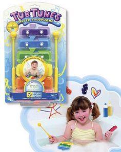 Bath Toy: Water Xylophone
