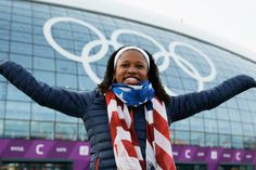 Lauryn Williams Becomes the Fifth Athlete to Medal in Summer and Winter Olympics