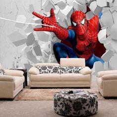 fototapeta Spider-Man