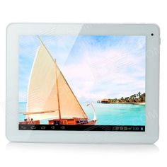 """#TweetMonsters Cube U9GT5 Android 4.1 RK3188 Quad Core 9.7"""" Retina Tablet w/ 16GB ROM / 2GB RAM / HDMI / Bluetooth from 198,= for Euro 148,70"""
