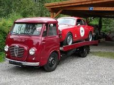Alfa Romeo Delivery Van