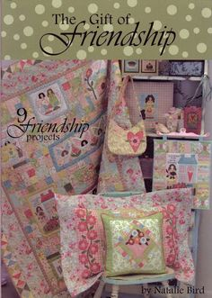 The Gift of Friendship - Lorena Arriagada - Picasa Web Albums...patterns and instructions!