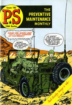 PS Magazine Issue 143 1964 Series :: PS Magazine, the Preventive Maintenance Monthly