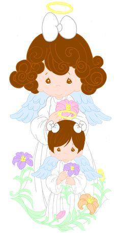 Angelito bautizo niño - Imagui