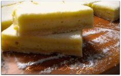 Receitas do Caldeirão da Bruxa Solar: Barrinhas de limão
