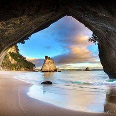 Nueva zelanda, Oceanía territorio del imperio Británico