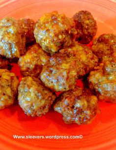 Low Carb Sausage, Beef, & Cheese Snackers www.sleevers.wordpress.com