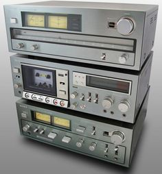 Vintage audio love Sony   .....................................Please save this pin.   ............................................................. Click on the following link!.. http://www.ebay.com/usr/prestige_online