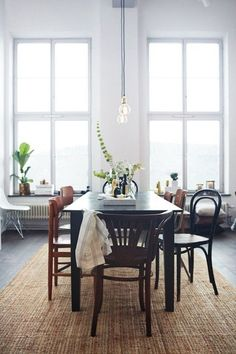 dream house: dining