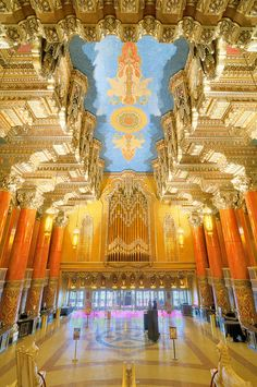Fox Theatre, Detroit, Michigan