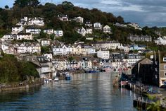 The Looe River early morning