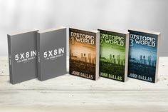 coffee table 6 x 9 book PSD template mockup covervault Book