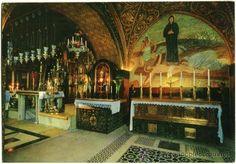 El Calvario, donde Jesús pasó sus últimos momentos y fue crucificado por nuestros pecados.