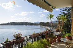 Impressive sea view apartment for sale in Corfu town-CPA 3683 From: http://cpacorfu.com/en/properties/3683