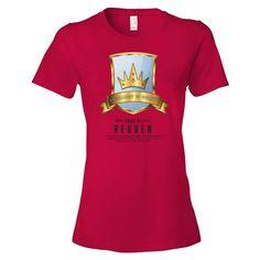 Reuben Women's Short Sleeve T-Shirt