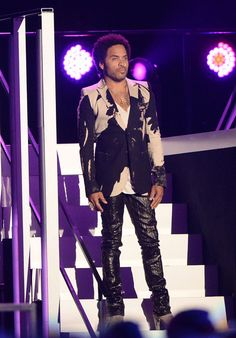 Lenny Kravitz Photos - The CMT Music Awards in Nashville - Zimbio