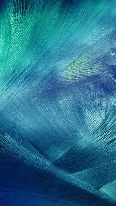 Blue Icy texture.