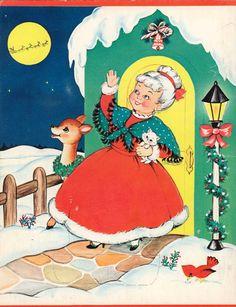 Paper Dolls~Merry Christmas Fun - Bonnie Jones - Picasa Web Albums