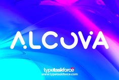 Alcova Pro - Full Font Family by Type Task Force on Font Family, Sans Serif, Lettering Design, Futuristic, Fonts, Photoshop, Clip Art, Social Media, Graphic Design