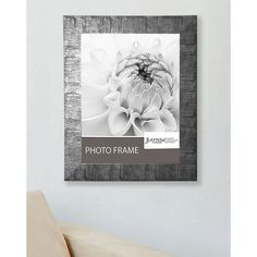 American Made Rayne Safari Silver Frame (Silver/Black Accents, picture size 27 x 40) (Wood)