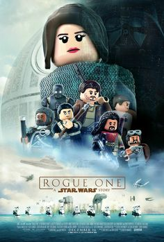 Lego Rogue One by Macro LEGO Universe